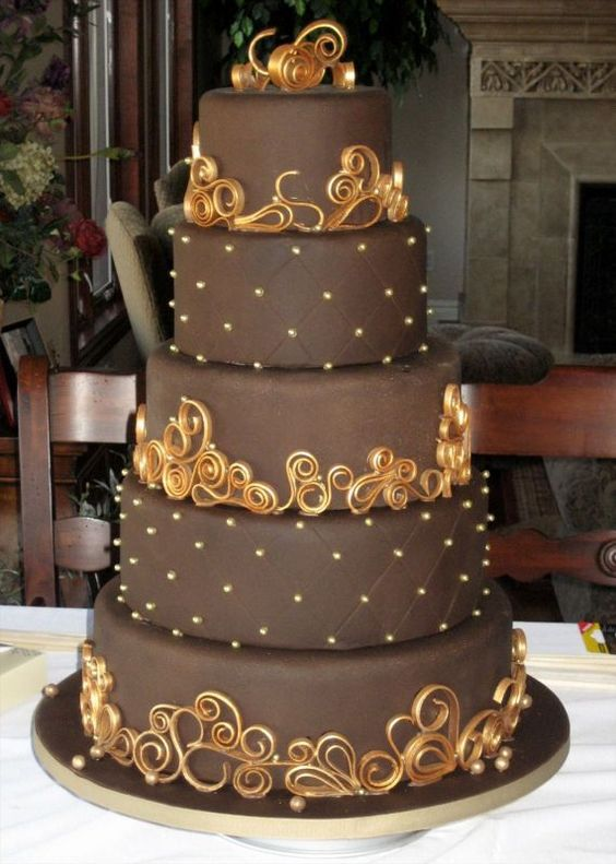 Торт  на свадьбу  № 1017