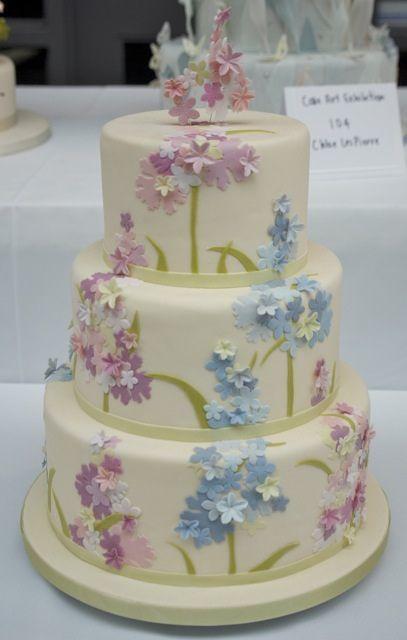 Торт  на свадьбу  № 1034