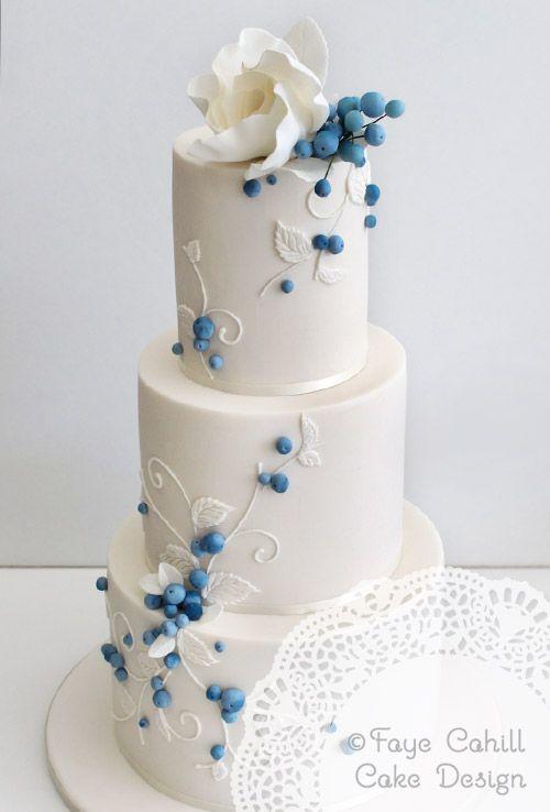 Торт  на свадьбу  № 1039