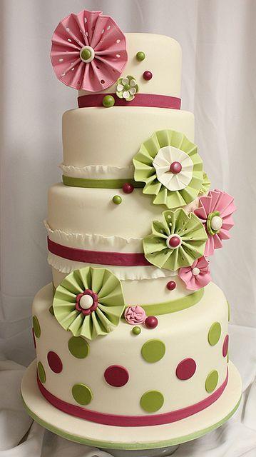 Торт  на свадьбу  № 1043