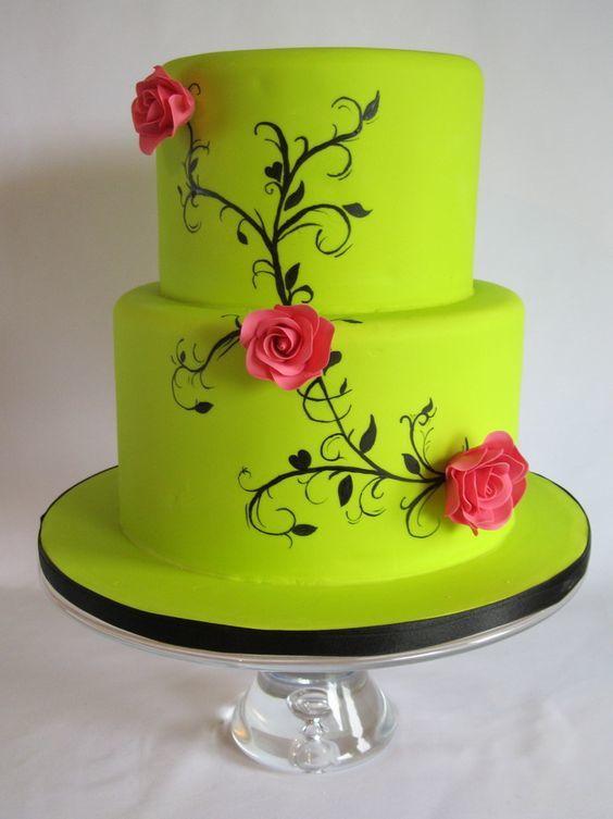 Торт  на свадьбу  № 1044