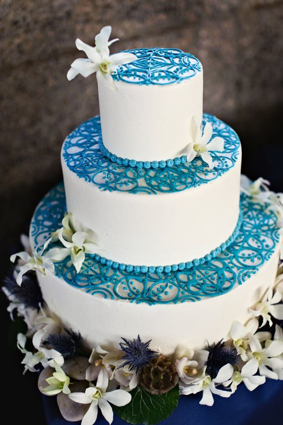 Торт  на свадьбу  № 1048