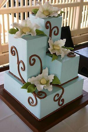 Торт  на свадьбу  № 1050