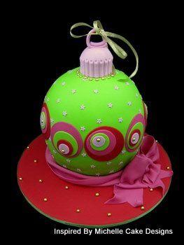 Торт  на Новый год  № 1062