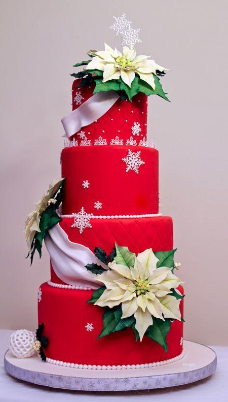 Торт  на Новый год  № 1063