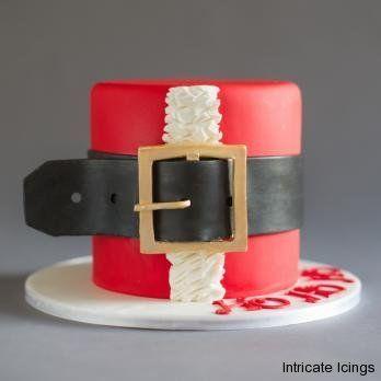 Торт  на Новый год  № 1071