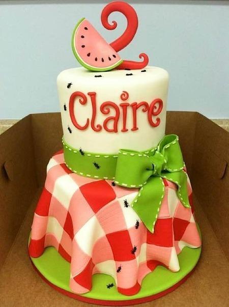 Торт детский №875