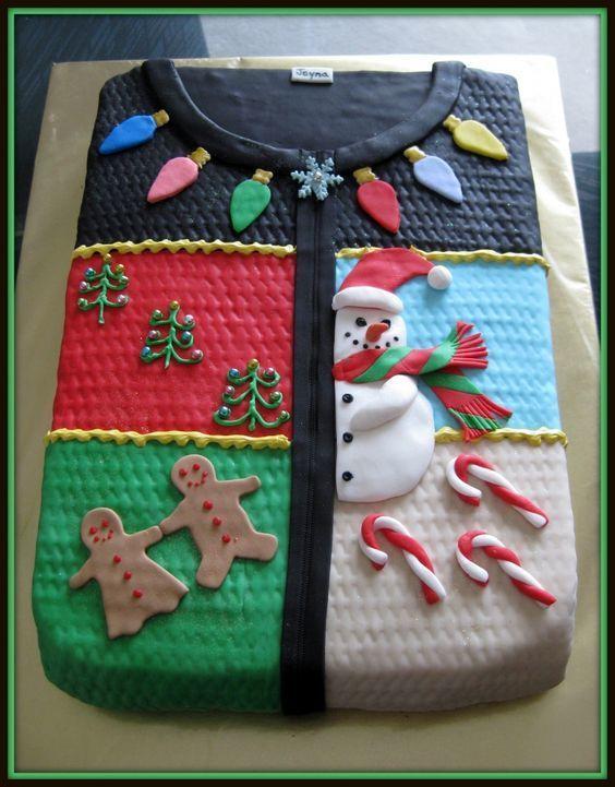 Торт  на Новый год  № 1074