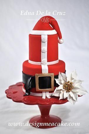 Торт  на Новый год  № 1083