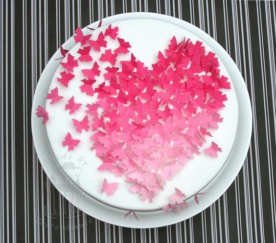 Торт  на День Святого Валентина  № 1111
