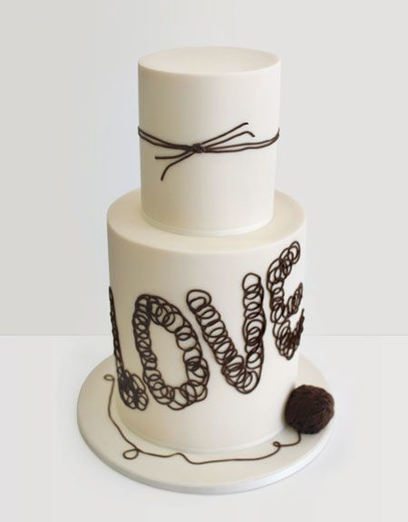 Торт  на День Святого Валентина  № 1117