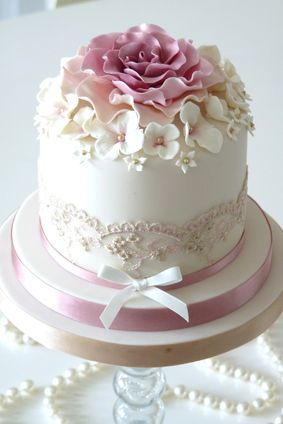 Торт  на День Святого Валентина  № 1132
