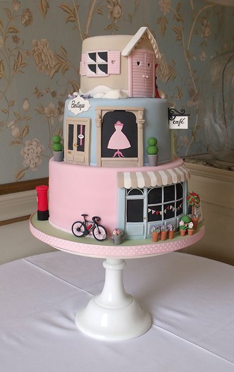 Торт детский  №1498