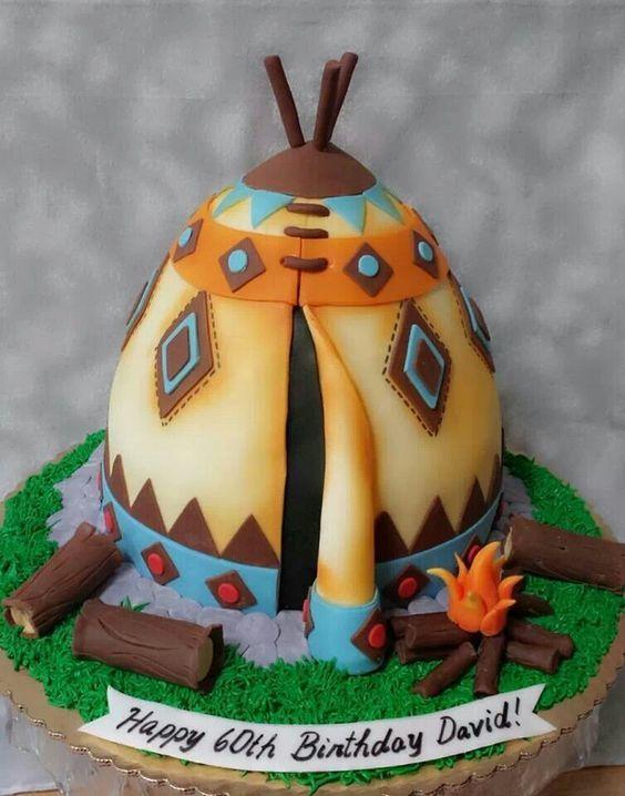 Торт  на день рождения  № 1177