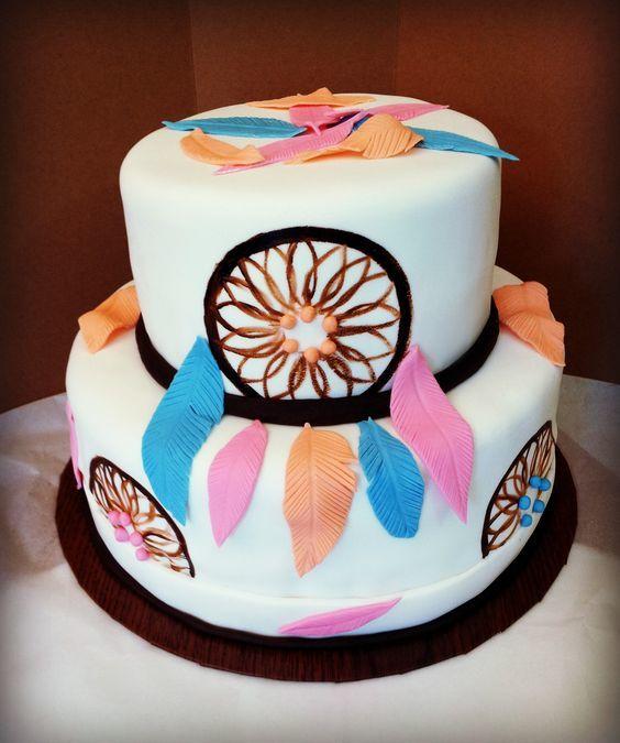 Торт  на день рождения  № 1182