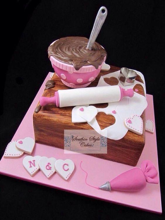 Торт  на день рождения  № 1216