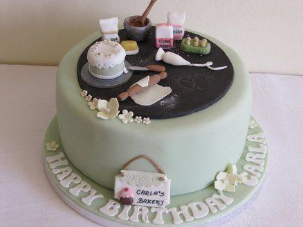 Торт  на день рождения  № 1219