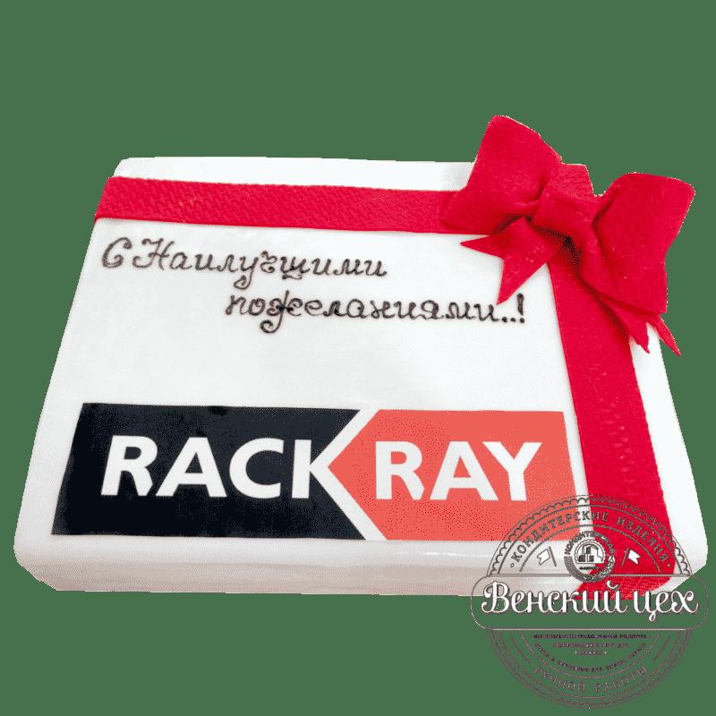 Торт на корпоратив «Подарок от компании» №122