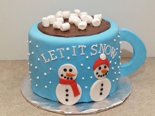 Торт  на Рождество  № 1226