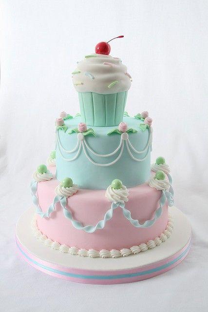 Торт  детский  № 1244