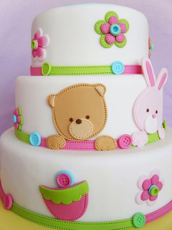 Торт  детский  № 1246