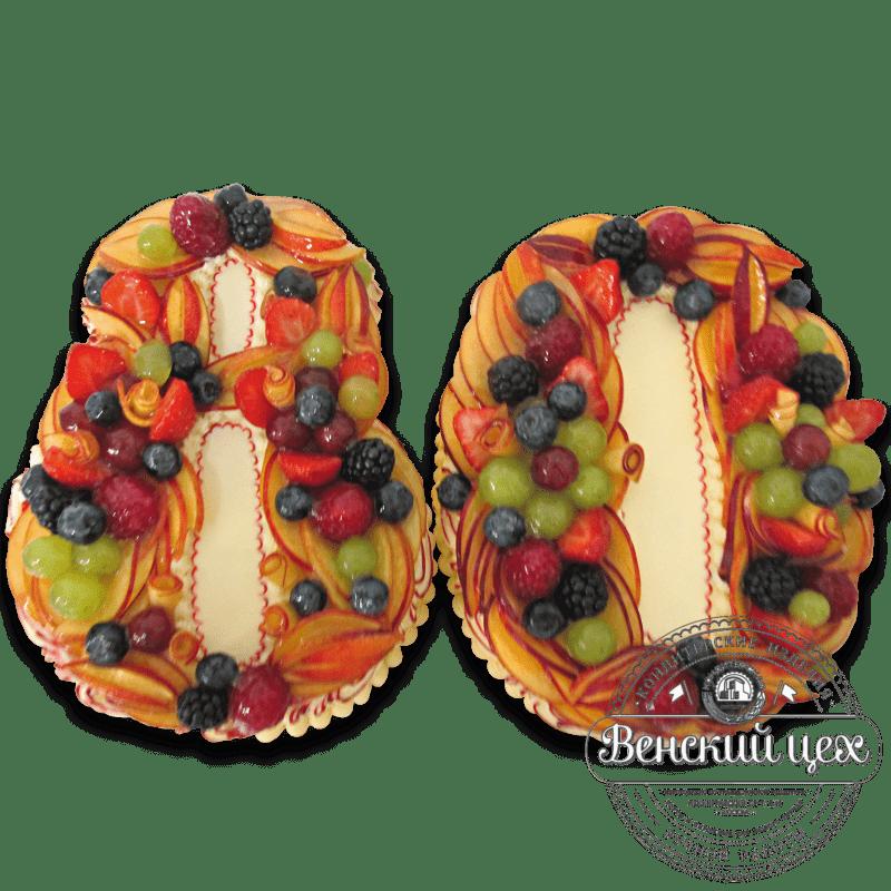 Торт на юбилей №1334