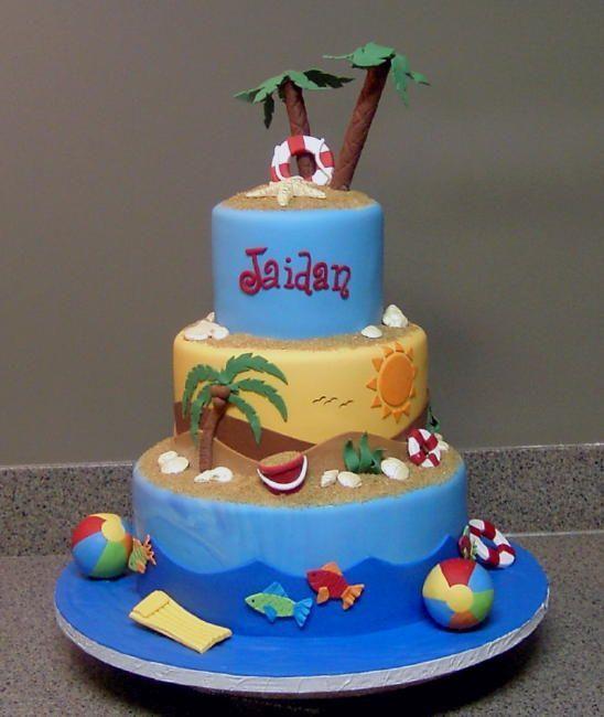 Торт детский  №1245
