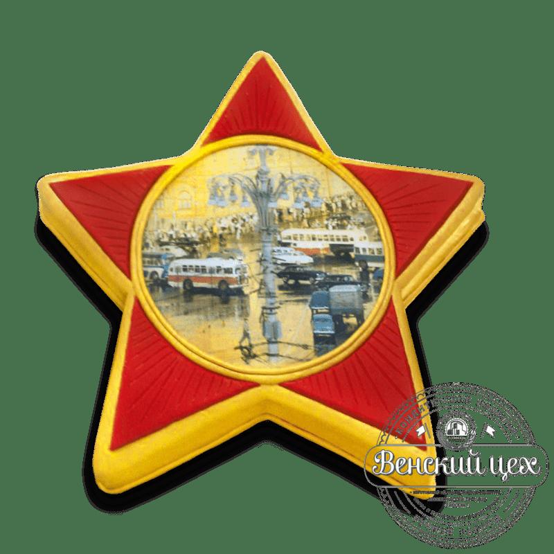"""Торт на праздник """"Старая Москва"""" №1368"""