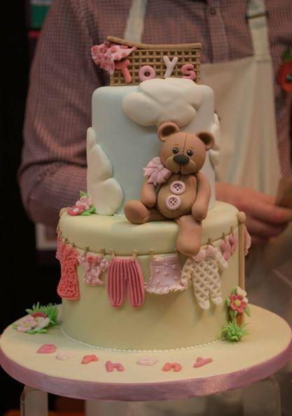 Торт  детский  № 1390