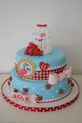 Торт  детский  № 1407
