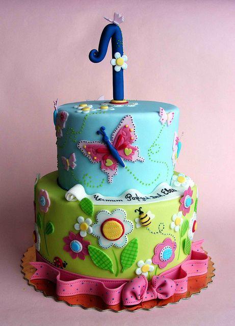 Торт детский № 1414