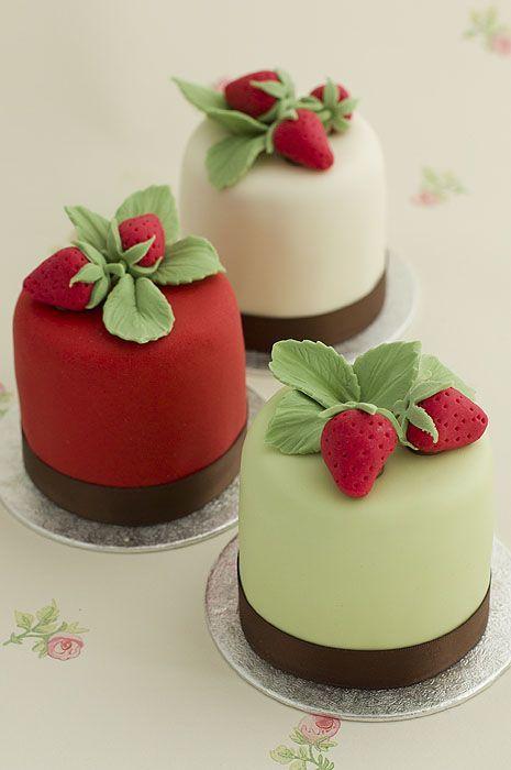 Мини-торт на день рождения №1420