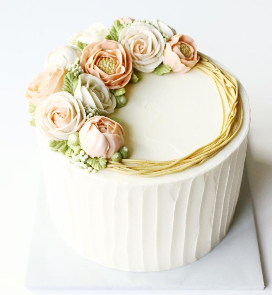 Торт на день рождения № 1426