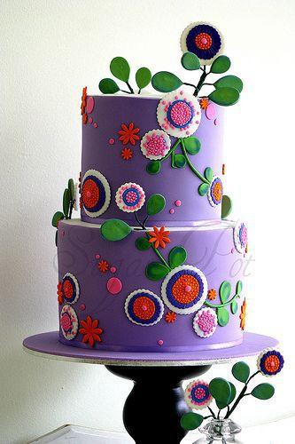 Торт на день рождения № 1430