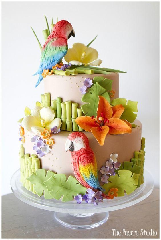 Торт на день рождения № 1434
