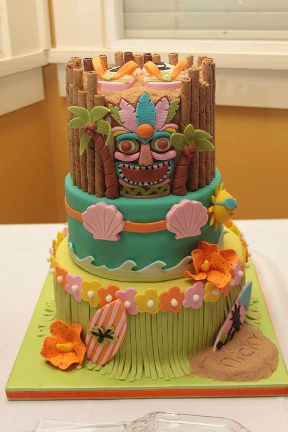Торт на день рождения  № 1438