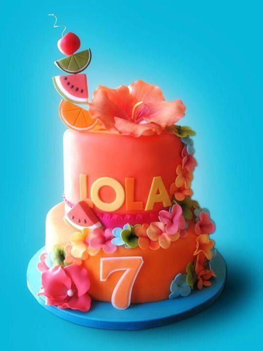 Торт на день рождения  № 1439