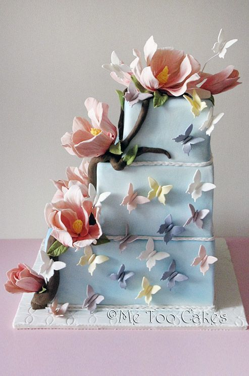 Торт свадебный  № 1440