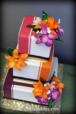 Торт свадебный  № 1441