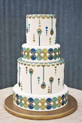 Торт свадебный  № 1442