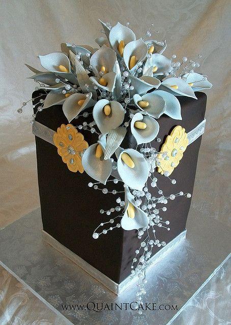 Торт свадебный  № 1448