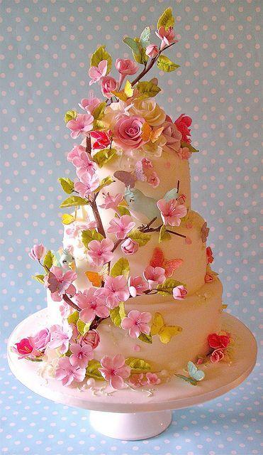 Торт свадебный  № 1451