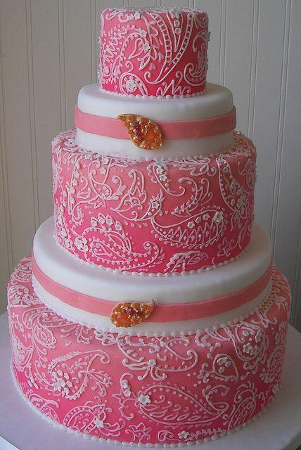 Торт свадебный  № 1458