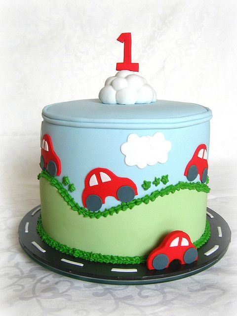 Торт детский  № 1487
