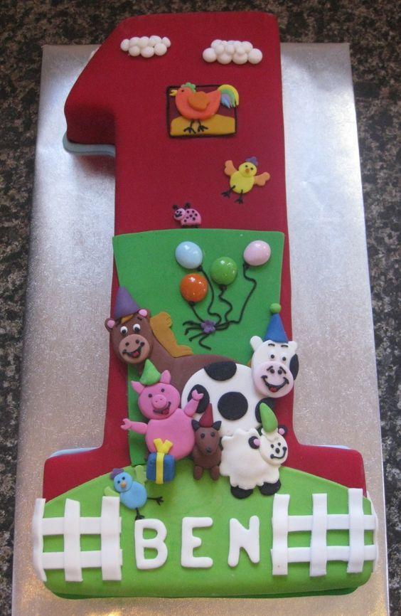 Торт детский  № 1494