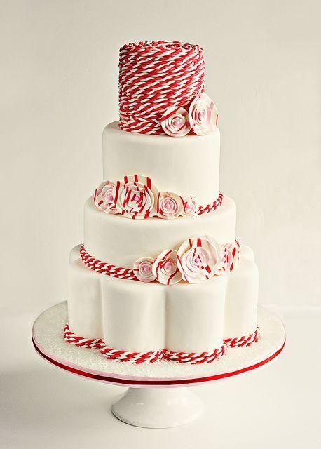 Торт свадебный №1535