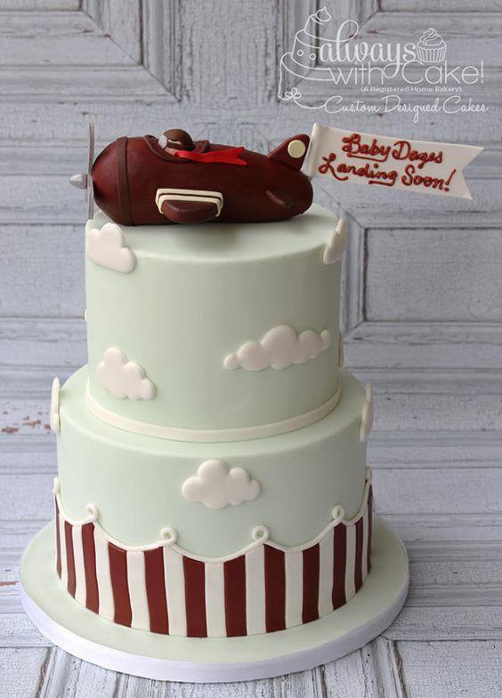 Торт детский №1541