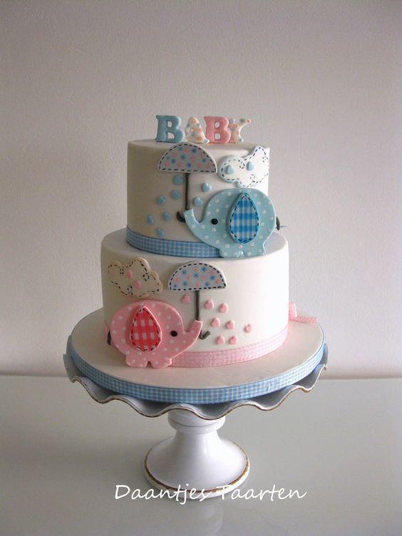 Торт детский №1542