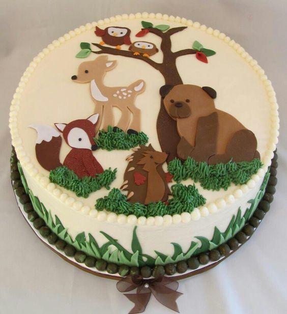 Торт детский №1547
