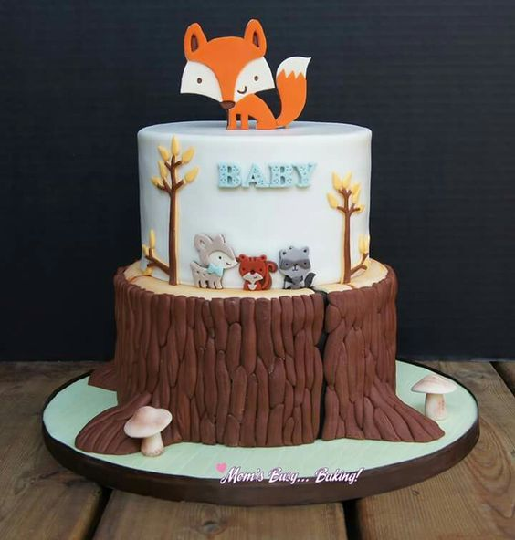 Детский торт №1549